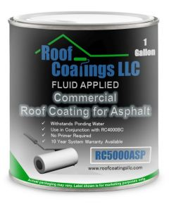RC5000ASP  Modified Acrylic  Roof  Coating for Asphalt