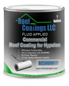 RC5000HYP Coating for Hypalon Roofing