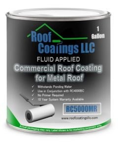RC5000MR White Reflective Metal Roof Coating