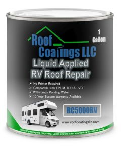 RC5000RV RV Roof Coating