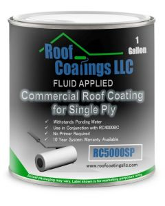 RC5000SP  Roof Coating For Single Ply Roof Membranes
